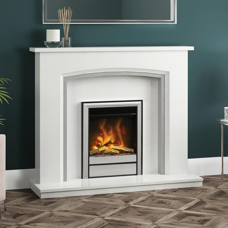Elgin & Hall Elento & Chollerton Electric Fire