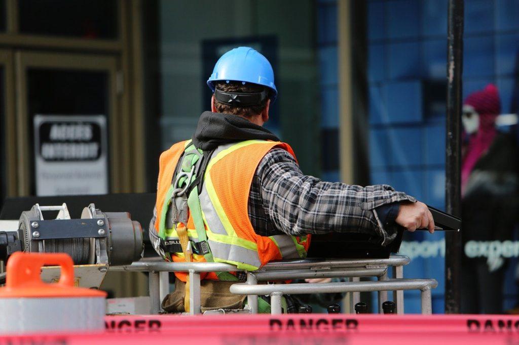 construction worker, work, worker